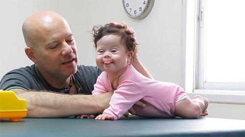 המרכז הנוירו התפתחותי לילדים עם צרכים מיוחדים בגישה הנוירו - תנועתית.